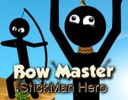 Bow Master Stickman Hero