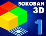 Sokoban 3D Chapter 1