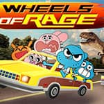 The Amazing World of Gumball: Wheels of Rage