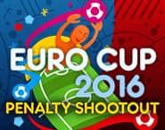 Euro Cup 2016 Penalty Shootout