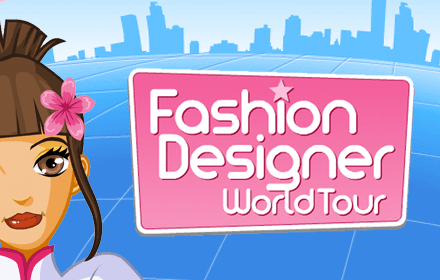 Fashion Designer World Tour Free Play No Download Funnygames