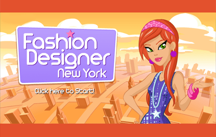 Fashion Designer New York Free Play No Download Funnygames