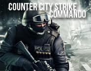 Counter City Strike Commando