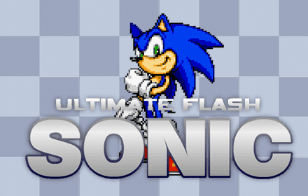 Ultimate Flash Sonic Free Play No Download Funnygames
