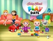 Baby Hazel Play Date