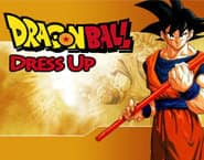 Dragonball Dress Up