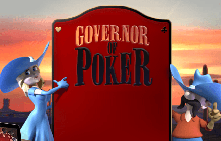 Governor Of Poker 1 Free Play No Download Funnygames