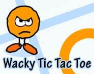 Wacky Tic Tac Toe