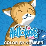 Hellokids Color By Number