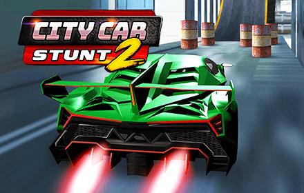 City Car Stunt 2 Free Play No Download Funnygames