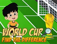 World Cup Find The Differences