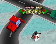 Traffic Run Christmas
