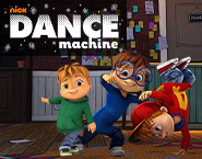 Nick Jr Xmas Dance Machine