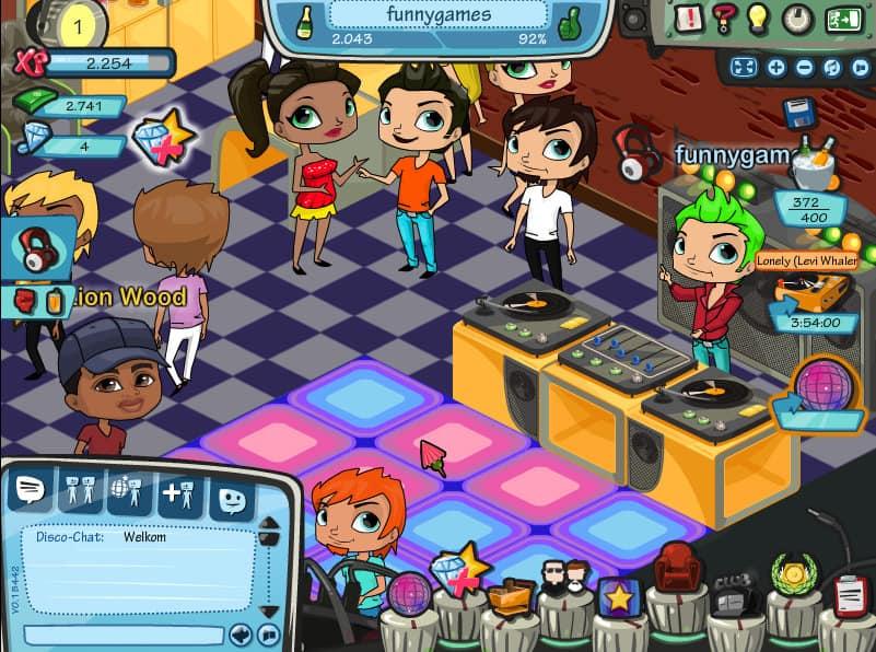 Disco Funk No Download Slot Game
