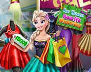 Ice Queen Reallife Shopping