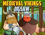 Medieval Vikings Jigsaw