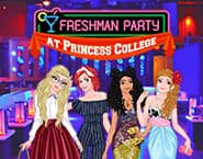Freshman Party at Princess College
