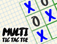 Multi Tic Tac Toe