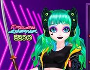 Princess Cyberpunk 2200
