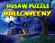 Jigsaw Puzzle: Halloweeny