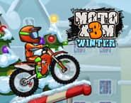 Moto X3M Winter