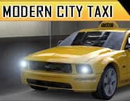 Modern City Taxi