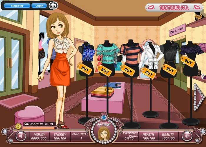 Visit the Beauty Salon Slots with No Download